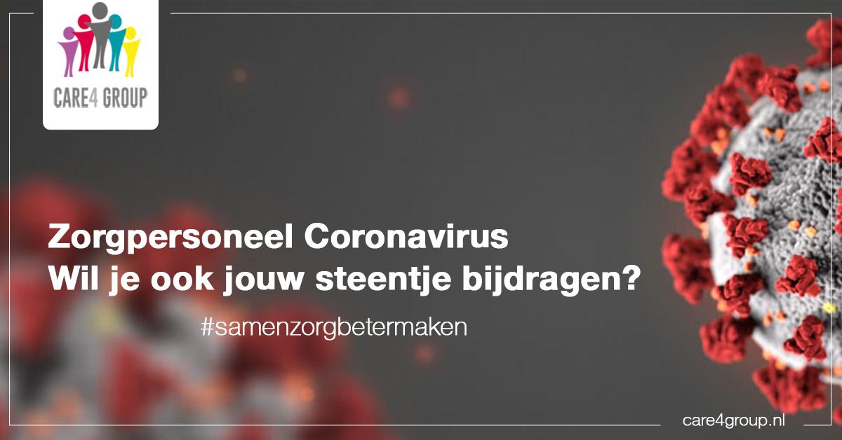 Zorgpersoneel Coronavirus