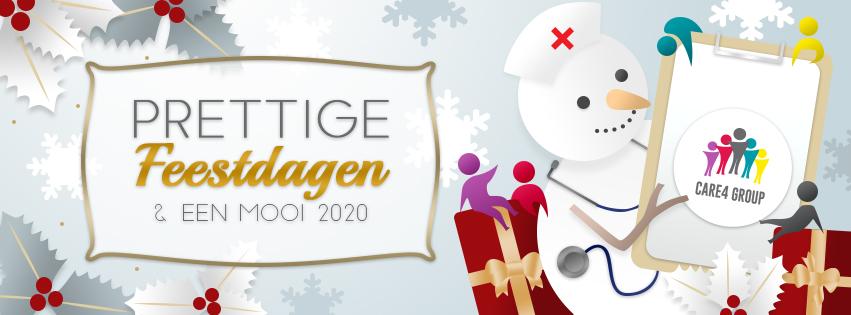 Fijne feestdagen allemaal, op naar weer een prettige samenwerking in 2020!