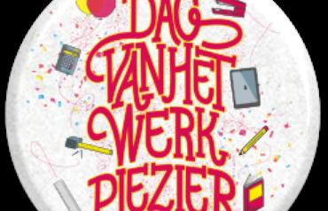 Dag van het werkplezier – 24 mei