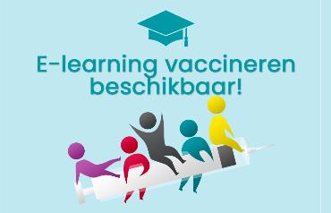 E-learning Vaccineren beschikbaar!